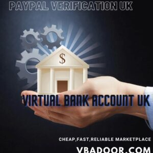 uk vba for paypal account